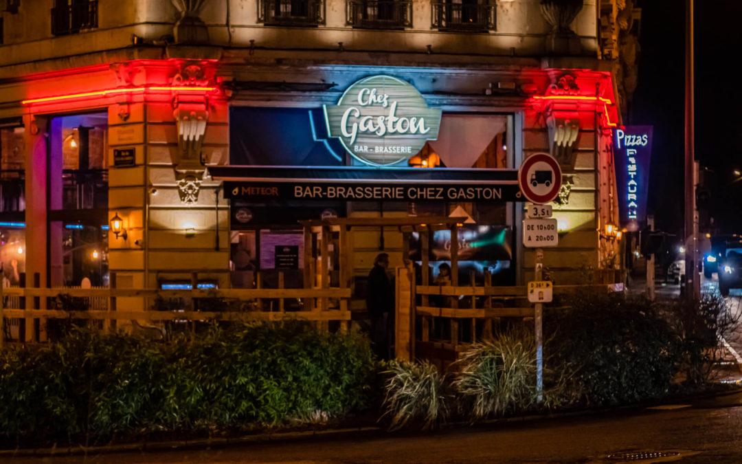 Resto bar à Épinal