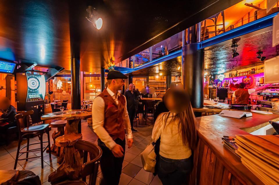 Restaurant bar à Épinal